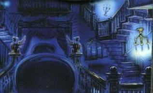 The Haunted Mansion Magic Kingdom And Tokyo Disneyland