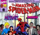 Spider-Man and the New Mutants Vol 1