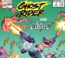 Ghost Rider and Cable Servants of the Dead Vol 1