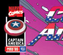 Captain America Vol 1 451