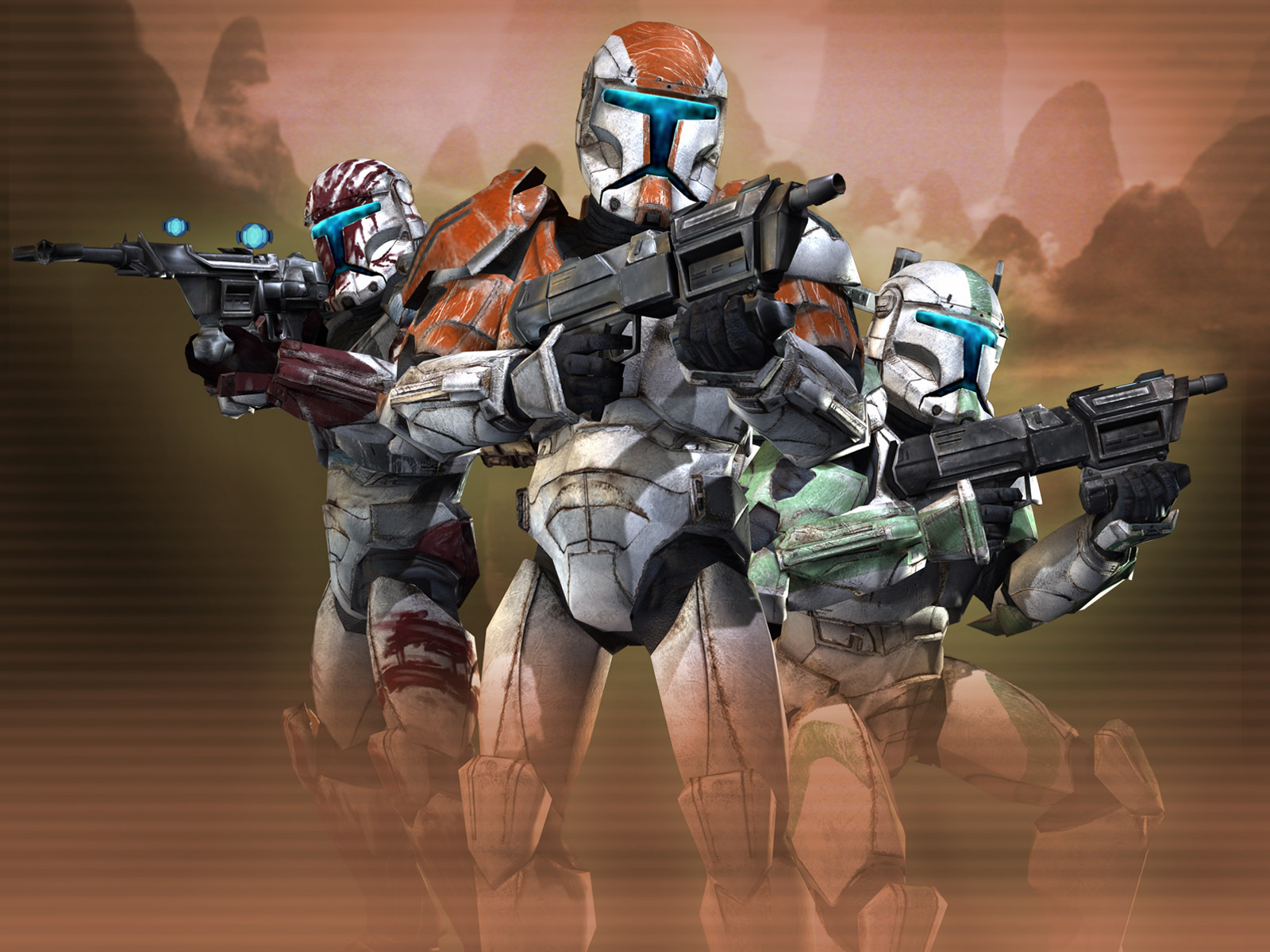 clone commando squad image - photo #21