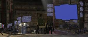 UNSC Underground Facility Crow's Nes