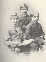 Max weber and brothers 1879