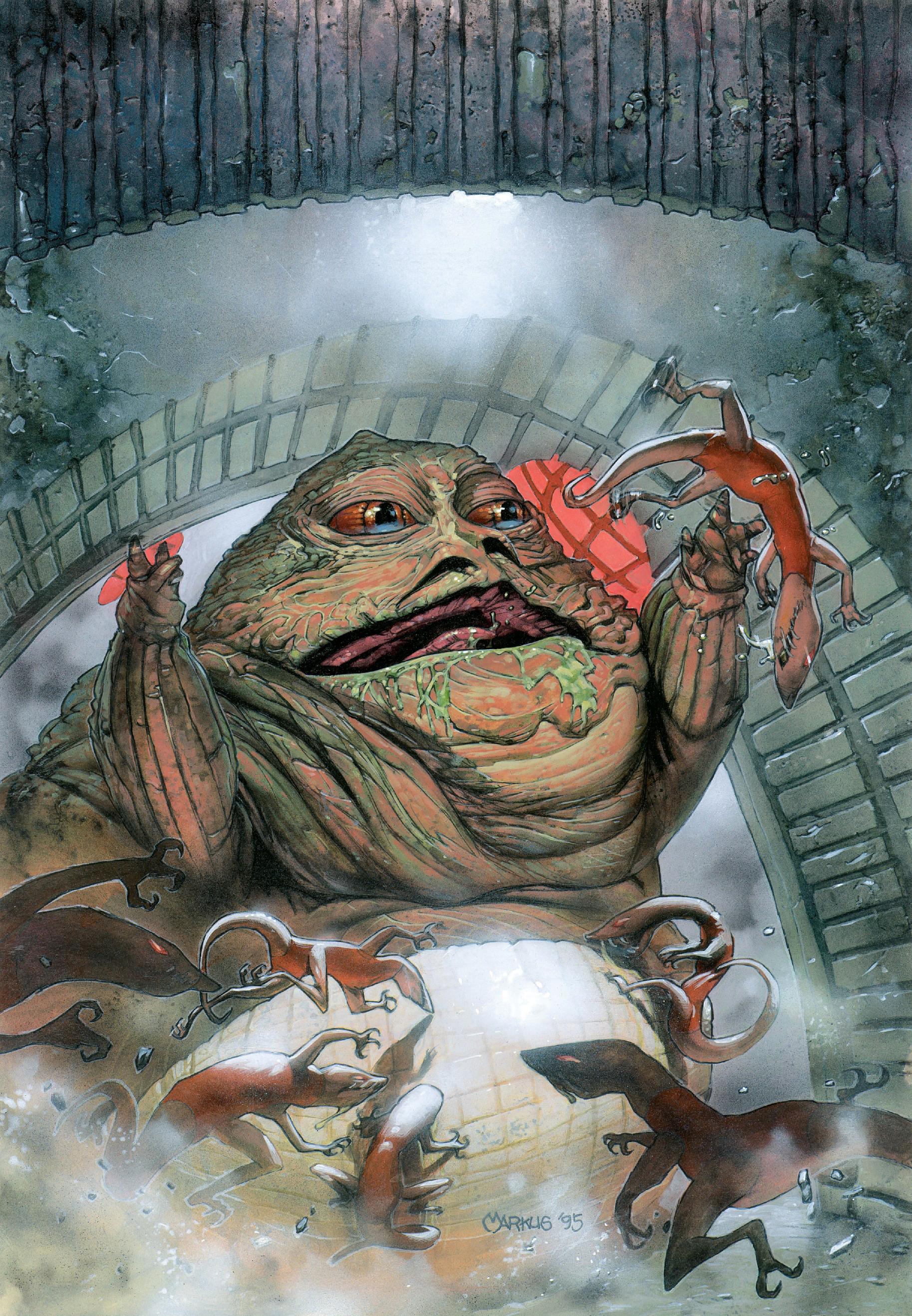 Jabba the Hutt: Betrayal - Wookieepedia, the Star Wars Wiki Jabba The Hutt
