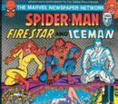 Spider-Man Firestar Iceman Dallas Ballet Nutcracker Vol 1 1