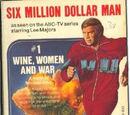 Wine, Women and War (novel)