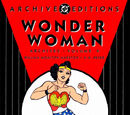 Wonder Woman Archives Vol. 4 (Collected)