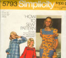 Simplicity 5793