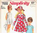 Simplicity 7666
