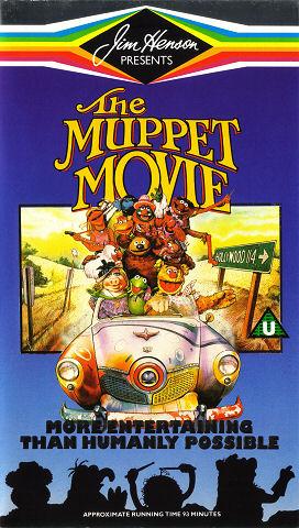 TMM VVThe Muppet Movie Vhs