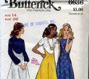 Butterick 6636
