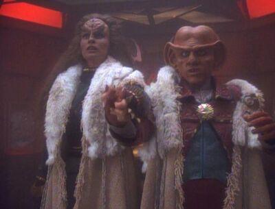 Grilka heiratet Quark