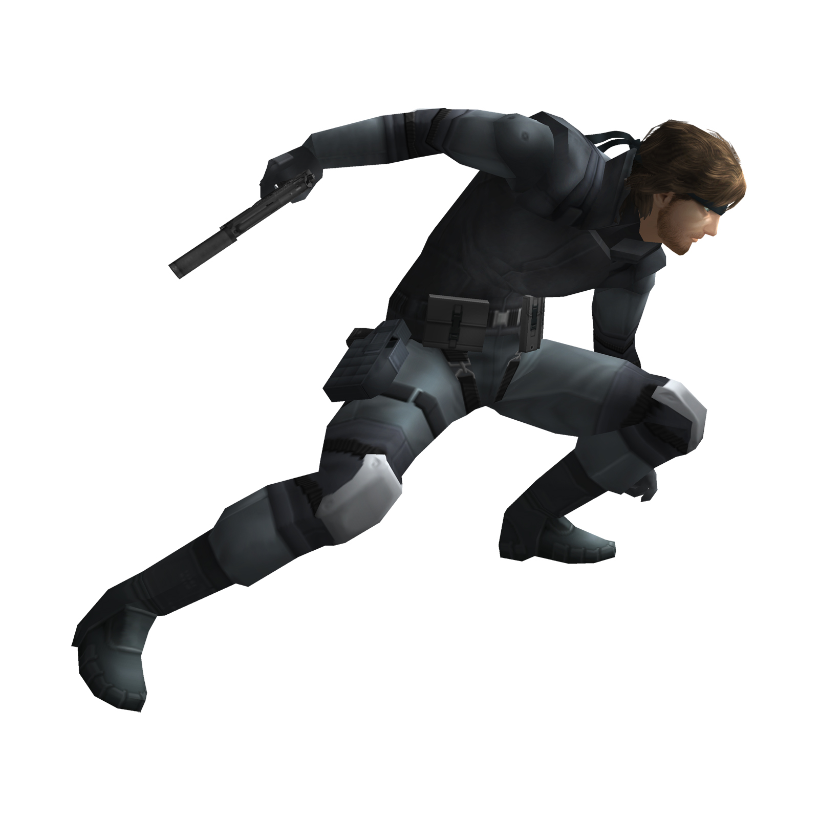 Metal Suit z Suit in Metal Gear Acid