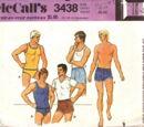 McCall's 3438