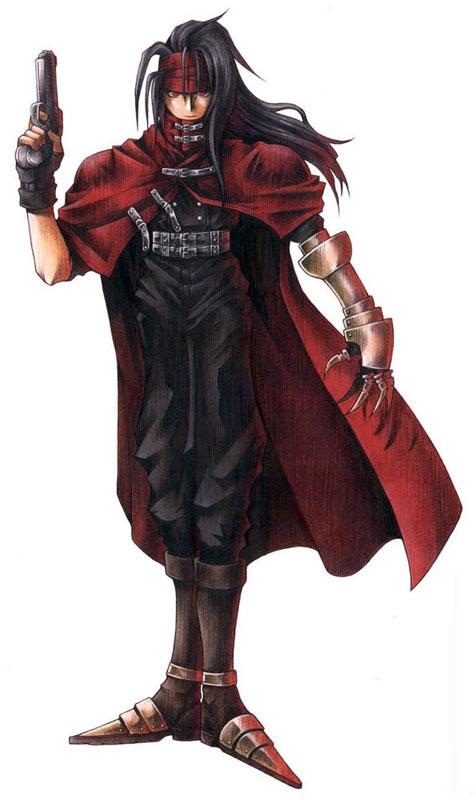 Final Fantasy VII (PS1/PC/PSN) Vincent_FFVII