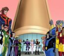 Legion of Super-Heroes (TV Series) Episode: In the Beginning/Images