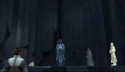 Jedi Trials Chamber