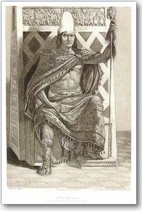 A Toltec King