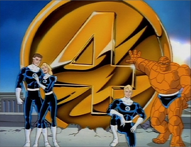 Fantastic Four: The Animated Series (TV Series 1994–1996 ...