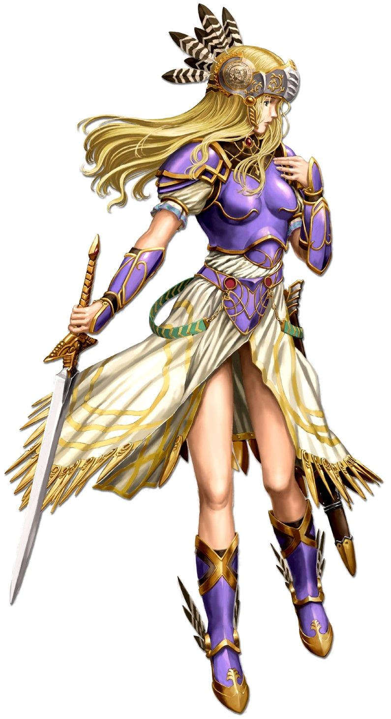 silmeria the valkyrie profile wiki valkyrie profile