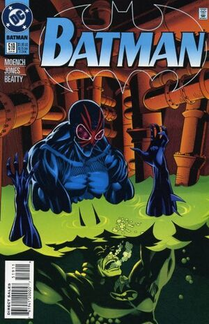 Cover for Batman #519 (1995)