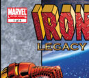 Iron Man: Legacy of Doom Vol 1 1
