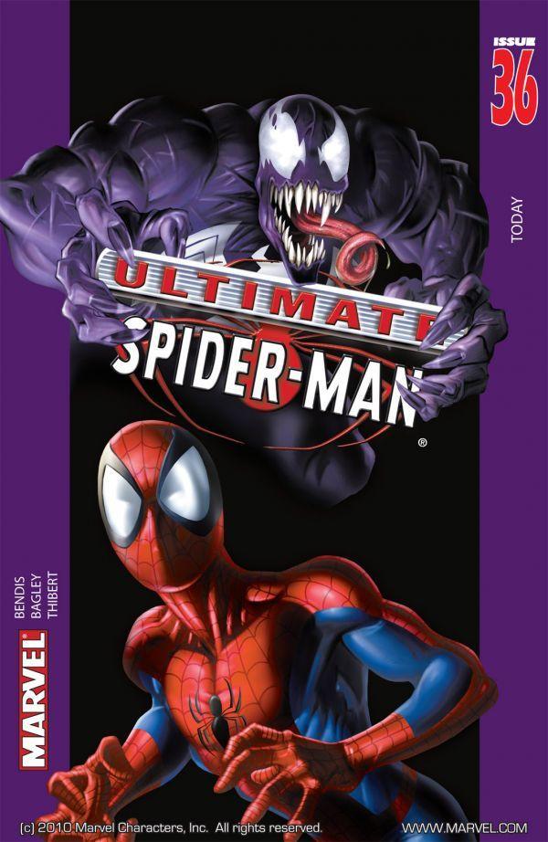 Ultimate Spider Man Vol 1 36