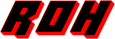 This... is... WRESTLING ! ROH-Logo