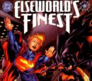 Elseworld's Finest: Supergirl & Batgirl Vol 1 1