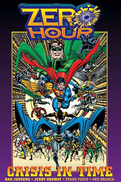 [DC COMICS] Publicaciones Universo DC: Discusión General - Página 5 Zero_Hour_TP