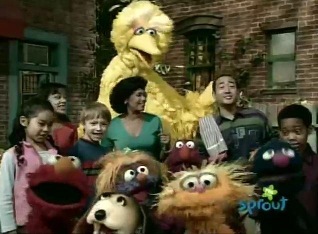 Baby Bear Sesame Street Wiki
