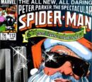 Peter Parker, The Spectacular Spider-Man Vol 1 112