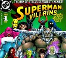 Superman Villains Secret Files and Origins Vol 1 1