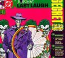 Joker: Last Laugh Secret Files and Origins Vol 1 1