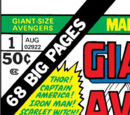 Giant-Size Avengers Vol 1 1/Images