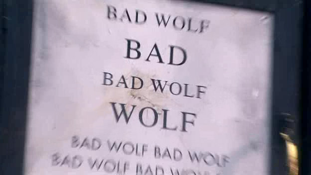 Bad Wolf meme - Tardis Data Core, the Doctor Who Wiki