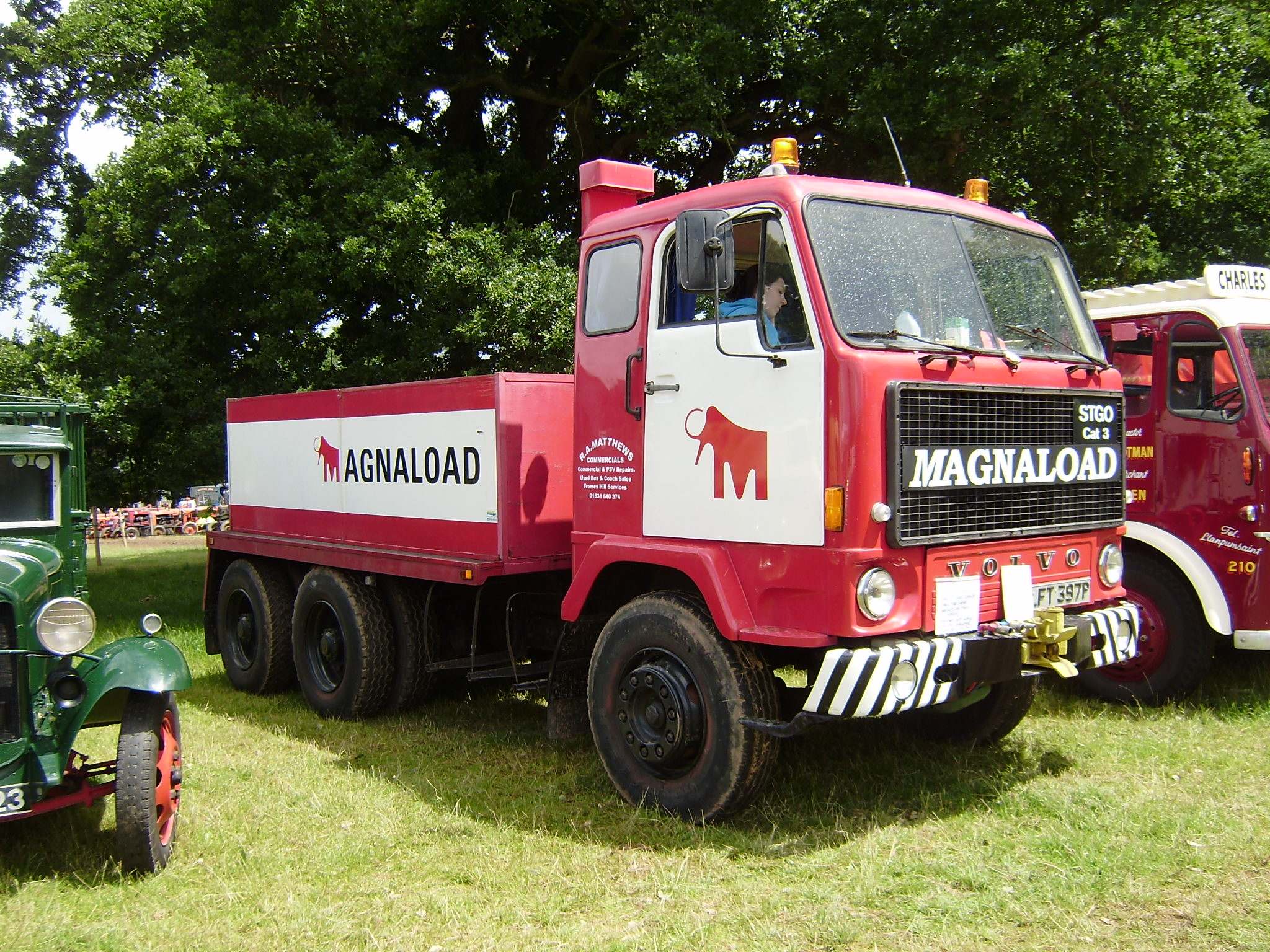 Volvo Trucks - Tractor & Construction Plant Wiki - The classic vehicle and machinery wiki