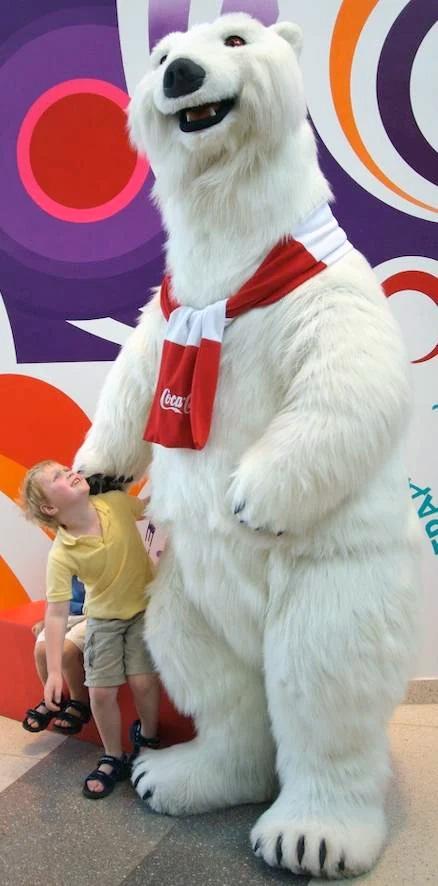 Coca Cola Polar Bear Muppet Wiki