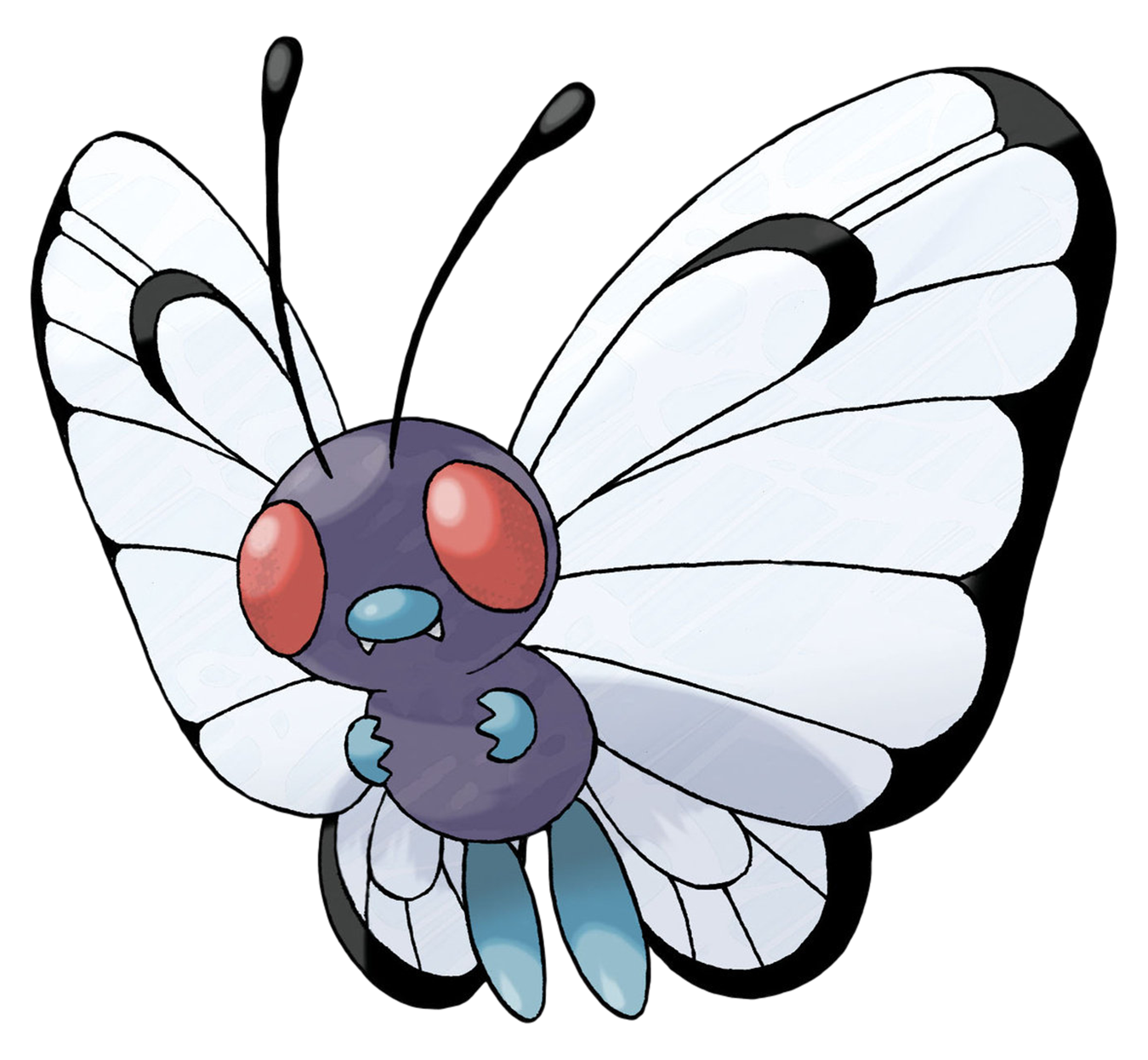 ¡Guerra de Contrapartes! Butterfree