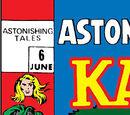 Astonishing Tales Vol 1 6