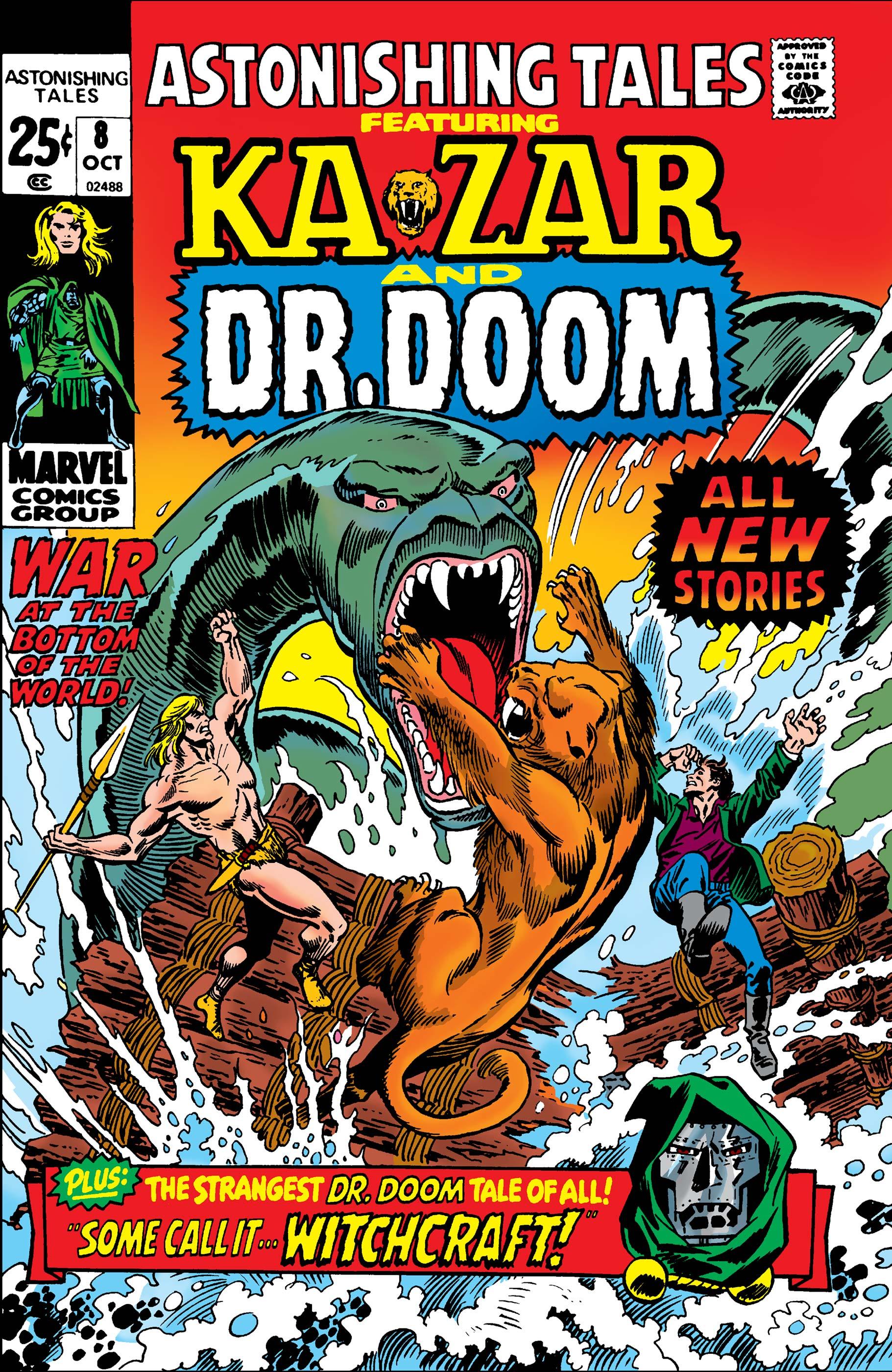 Dr Doom Essential Reading