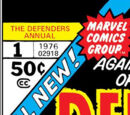 Defenders Annual Vol 1 1