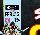 Savage Tales Vol 1 3