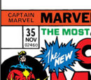 Captain Marvel Vol 1 35