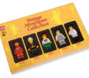 852331 Vintage Minifigure Collection Volume 1