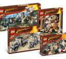 K7623 Indiana Jones Classic Adventure Collection