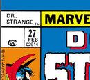 Doctor Strange Vol 2 27