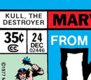 Kull the Destroyer Vol 1 24