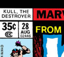 Kull the Destroyer Vol 1 28