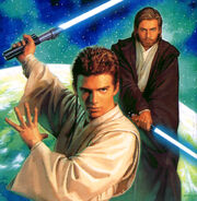Anakin & Obi-Wan auf Ragoon VI